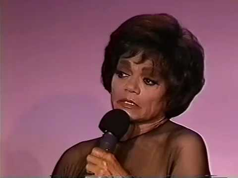 "Eartha Kitt--Mein Herr from ""Cabaret"", 1995 Live Performance"