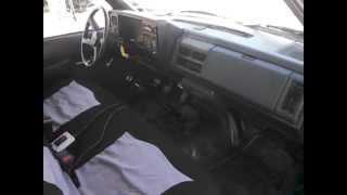 93 Chevy 3500 Dump Truck