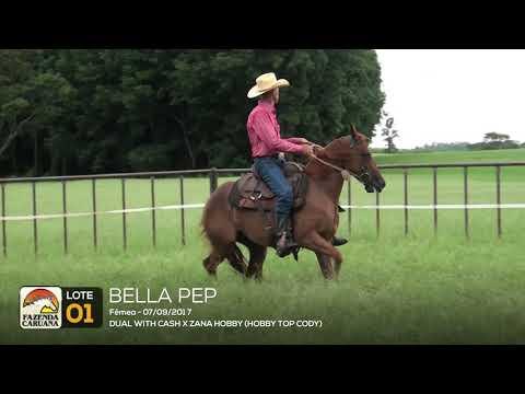 LOTE 01 - BELLA PEP
