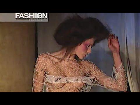 MARELLA FERRERA Spring 2006 Haute Couture Rome - Fashion Channel
