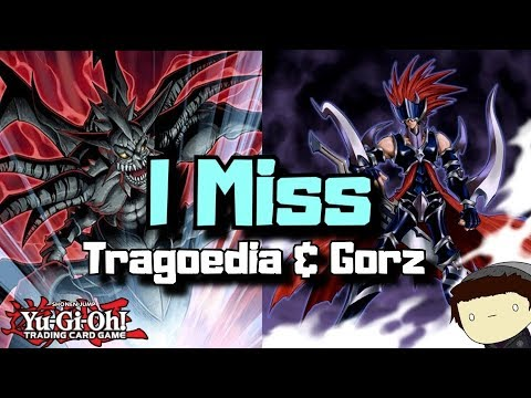 Yu-Gi-Oh! WHAT HAPPENED to Tragoedia & Gorz The Emissary Of Darkness?!