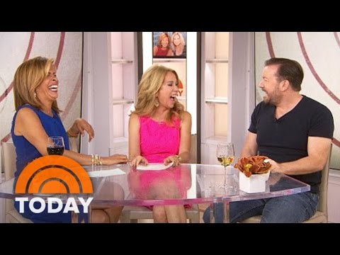 Ricky Gervais: Is There Really Emmy Buzz Around 'Special Correspondents?' | TODAY