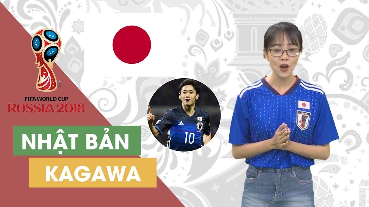 [ĐƯỜNG ĐẾN WORLD CUP 2018] Nhật Bản trên vai niềm hi vọng châu Á