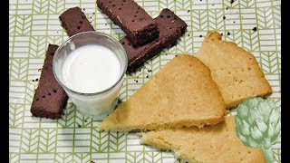 How to Make Shortbread Cookies | Potluck with Ali