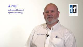 APQP - Advanced Product Quality Planning