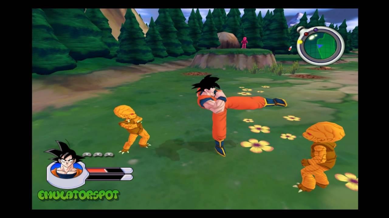 dragon ball z sagas gamecube torrent download