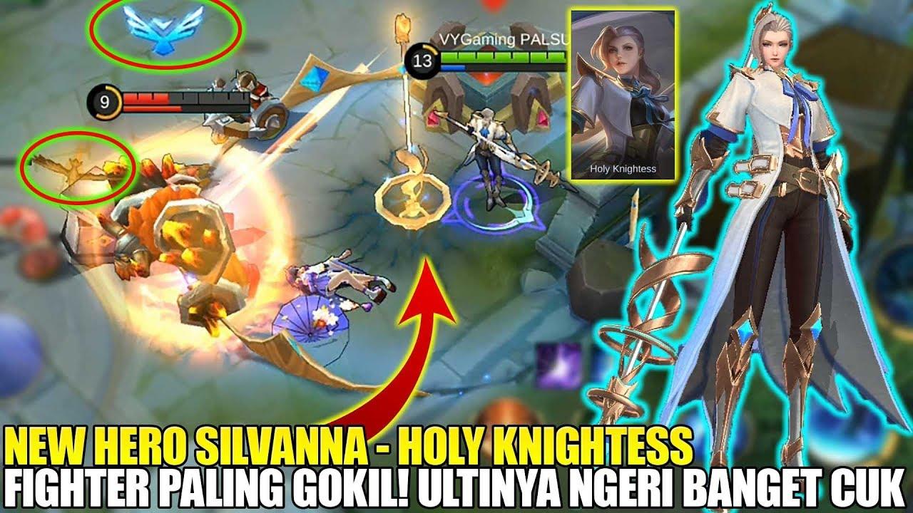 Moonton Rilis Hero Mobile Legends Yang Cantik Yaitu Silvanna