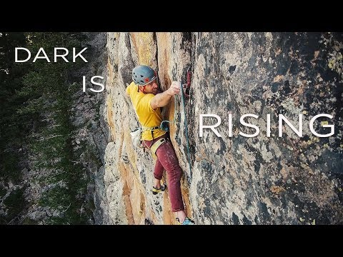 Dark Is Rising - Colorado Trad Climbing