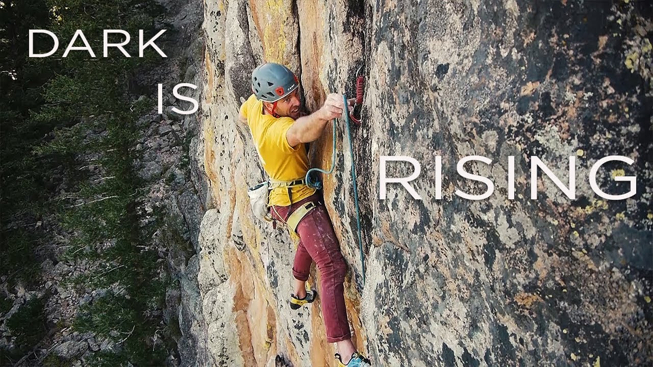 Dark Is Rising - Colorado Trad Climbing