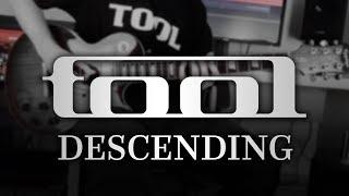 TOOL - Descending (Guitar Cover with Play Along Tabs) + A/Descending (Bonus Jam)