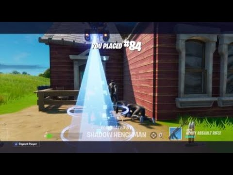 Fortnite Shadow Safe House #5 Near Holly Hedges - YouTube