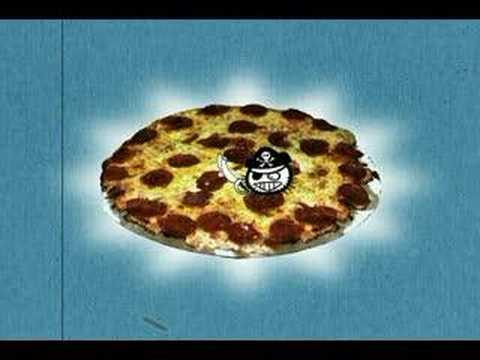 Peppy Pirate's Pizza ad