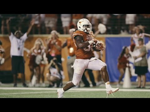 D'Onta Foreman NFL Video | Ngeniuss - Young and Gifted | Solarshot