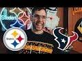 Dad Reacts to Steelers vs Texans (Week 16)