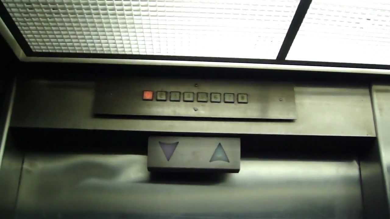 Montgomery traction elevator city garage charleston sc w for Garage ad colleville montgomery