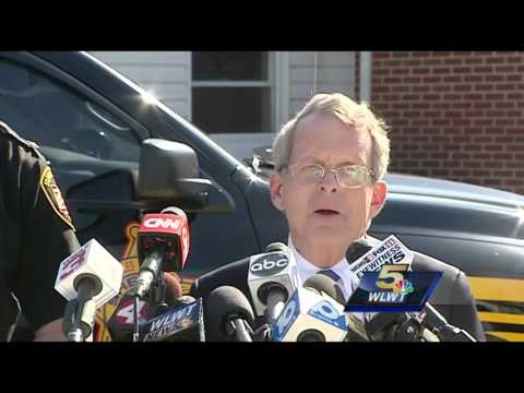 Full press conference: Ohio AG, Pike County sheriff give update on Friday massacre