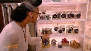 Carla Hall's Tips to Organize Spices | The Chew
