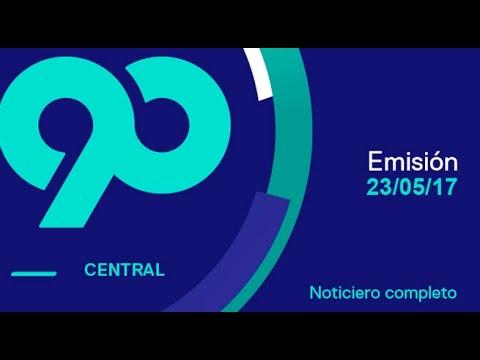 90 Central - 23 de mayo del 2017 Programa Completo