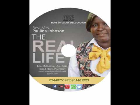 Rev.Mrs.Paulina Johnson##the real life