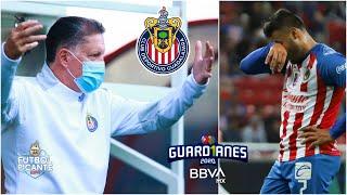 CHIVAS Explotó Peláez. Buscará inhabilitación a Rivero por lesión provocada a Vega | Futbol Picante