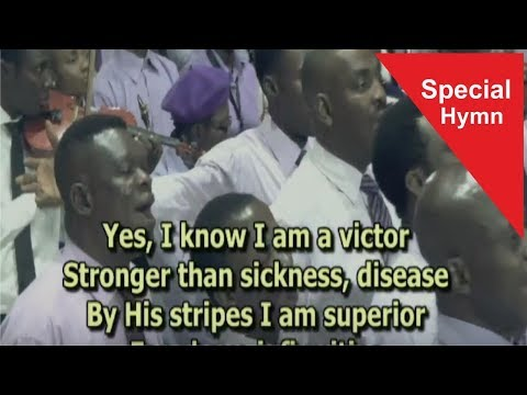 RCCG Special Hymn @ January 2018 HOLY GHOST SERVICE