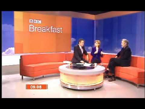 BBC Breakfast  Roger Lloyd Pack says 'shit scared'