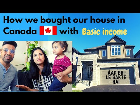 🇨🇦 We Saved 1000's $ On Renting   How We  Bought Our First House In Canada  Young Canadian Family
