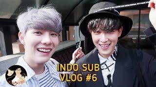"""[INDO SUB] Vlog#6 """"Hello Tokyo"""" Part 2"""