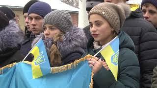 Кремінщина відзначила День Гідності та Свободи(, 2018-11-21T11:44:39.000Z)