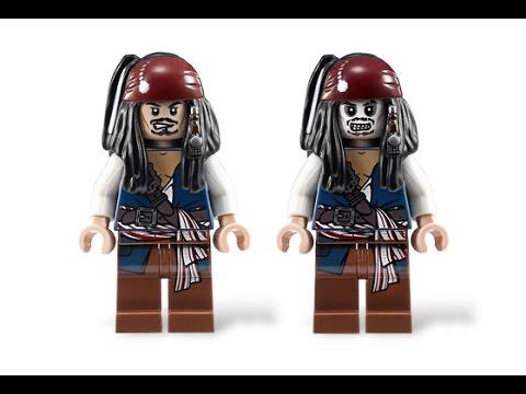 Джек воробей лего фото 399-469
