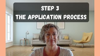 Step 3 The Application Process