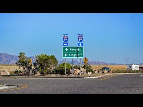 16-37 Flagstaff to Phoenix: I-17 South in AZ