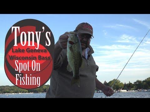 Lake Geneva Wisconsin Bass