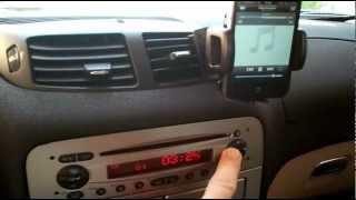 alfa romeo 147 156 159 gt brera loudlink bluetooth handsfree aux mp3 iphone android usb car kit