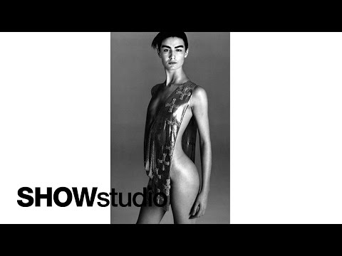 Subjective: Erin O'Connor interviewed by Nick Knight about Richard Avedon