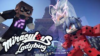miraculous ladybug vs lady wifi minecraft roleplay
