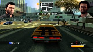 First 25min gameplay Driver San Francisco. PC. HD 2560x1600