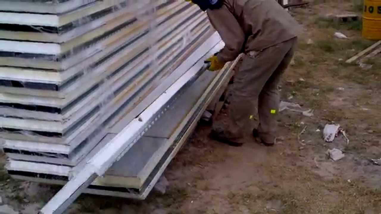 Sistema panelplac de techo 3 en 1 video1 youtube - Aislante de calor para techos ...