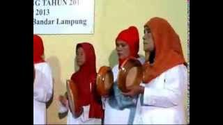 Pesilat Garuda Lampung--Kesenian Tradisional Dikir