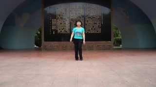 BIMBO LIMBO Scarpellini PLAY- line dance賓寶林波 103 04 23