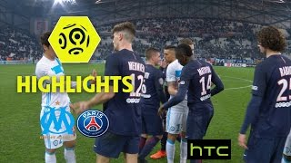 Olympique de Marseille - Paris Saint-Germain (1-5) - Highlights - (OM - PSG) / 2016-17