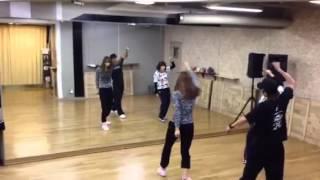 K-POPダンス 札幌 20121226 하루하루(haruharu) / Big Bang