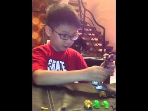 Lắp ghép Rocka Hero factory Lego