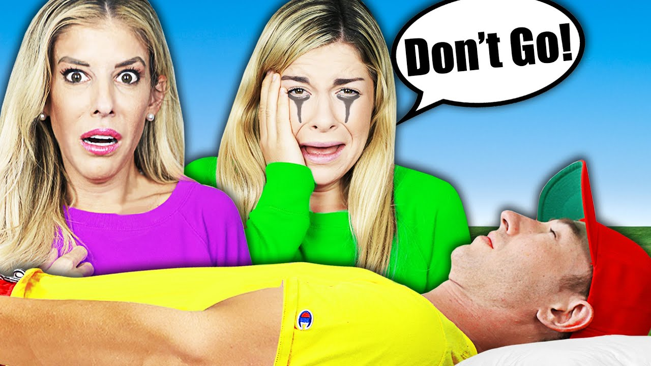 Maddie's Crush Might Not Make it! Emotional Goodbye to Best Friend! Matt and Rebecca