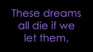 Under The Knife - Rise Against Lyrics!!