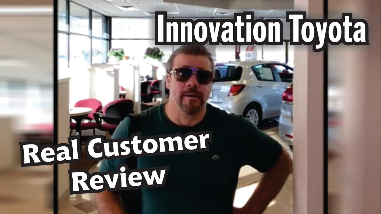 innovation toyota real customer review robert youtube. Black Bedroom Furniture Sets. Home Design Ideas
