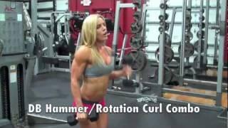 Arm Training, with Sarah Grace
