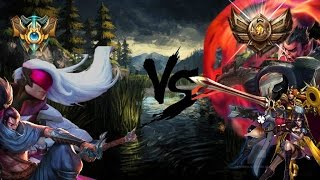 Diamond i Master ( Baka & Choda) vs 5 bronze players