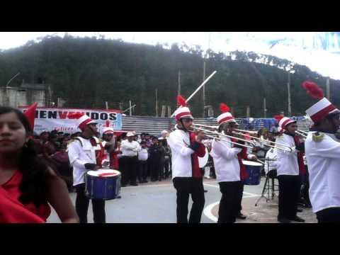 Banda de SAN SEBASTIAN HUEHUETENANGO
