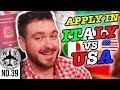Jure Sanguinis Italian Citizenship - Apply in Italy VS Applying in the US